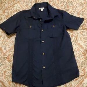 Old Navy Boys button up